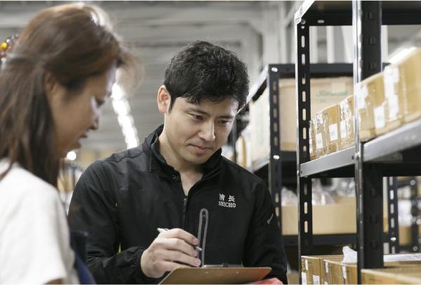 物流サービス品質の向上は、物販企業様の持続的成長には必須です。